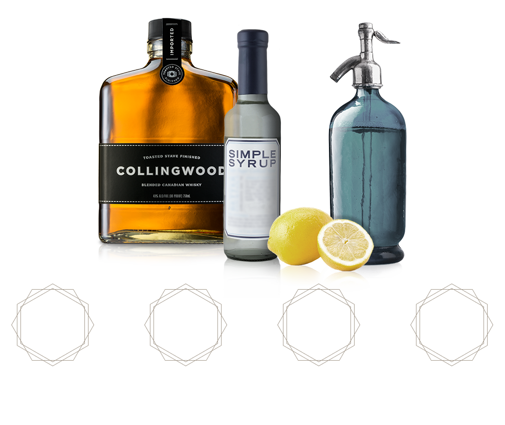 Ingredients for a Tom Collingwood